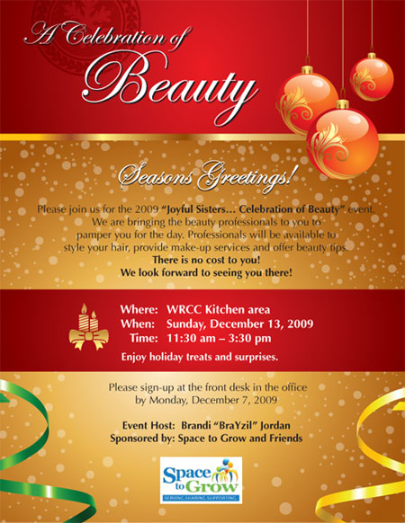 WRCC - Celebration of Beauty